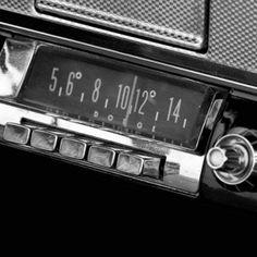 Radio pour la voiture