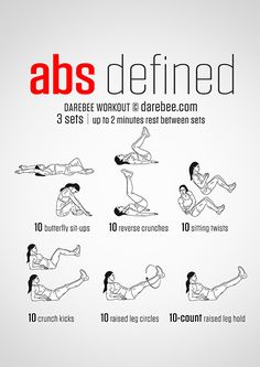 Abs Defined Workout