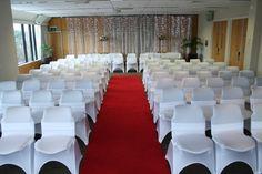 Wedding Ceremony - Parkview www.thegeorge.com