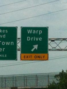 My favorite exit :)