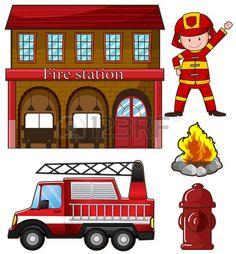 Bildergebnis für pompiers pour les enfants