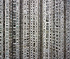 Architecture of density, Michael Wolf Lives in Hong Kong.Born in Munich, Germany.