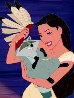 Quem é a Melhor Princesa da Disney de Todos os Tempos? http://wnli.st/1SryFR6 #Pocahontas