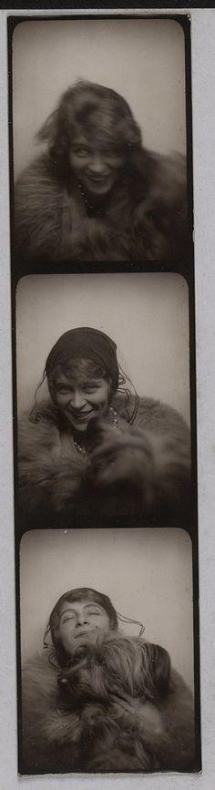 Suzanne Muzard, prostituée française, photographe et aimant d´André Breton
