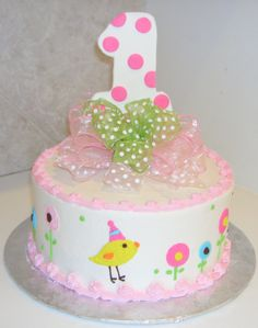 baby first birthday cake - Google Search