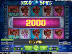 Disco Spins Slot Game Review