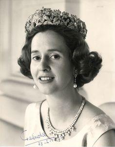 Her Majesty Queen Fabiola