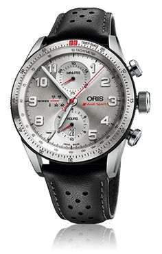 Sexy Timepiece! Oris Audi Sport Limited Edition with Special box, certificate, limited to 2000