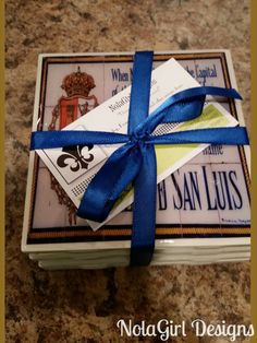 Check out this item in my Etsy shop https://www.etsy.com/listing/113430012/new-orleans-french-quarter-spanish-tile