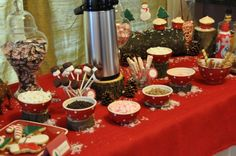 Winter Woodland {Cookie Exchange} Party & Hot Cocoa Bar | Just Live Life Happy