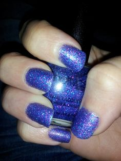 Motives by Loren Ridinger Nail Lacquer in Empire (three coats)