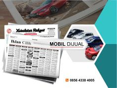 Pasang iklan baris Mobil Dijual di koran Kedaulatan Rakyat Jogja, Kirim Materi Iklan ke 085643384005 (SMS/WA)