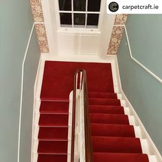 Staircase Runner, Grand Staircase, Carpet Stairs, Carpet Flooring, Raspberry Fool, Gray Island, Willow Green, Polished Pebble, Carpet Installation
