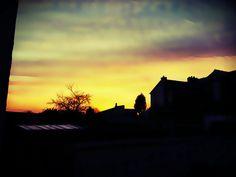 Sunset #sunset #galaxys4