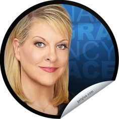 Steffie Dolls Nancy Grace First Check-in Sticker Nancy Grace, Sticker, Dolls, Check, Decals, Puppet, Doll, Decal, Puppets