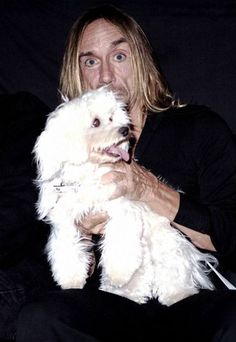 Iggy Pop and his Multipoo