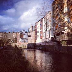 Water of Leith, Stockbridge
