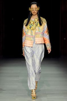 See the complete Manish Arora Spring 2013 Ready-to-Wear collection.