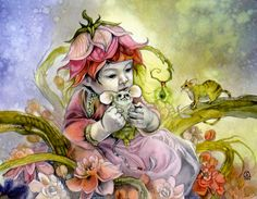 Stephanie Pui-Mun Law - November Blossoms In Spring