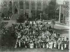 This is our second 'summer meeting', 1889.