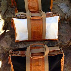 Canoe Bags—Overnight Bag