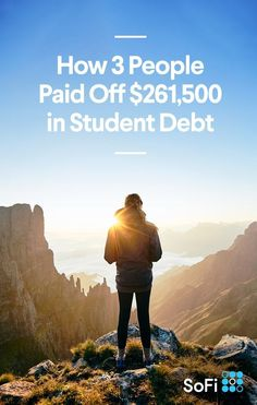 Need inspiration for how to make your student loan debt go away faster? A transportation specialist, a lawyer, and an MBA grad talk about refinancing and paying off student loan debt (in under five years). Read their best tips for how to be debt free—and save money.