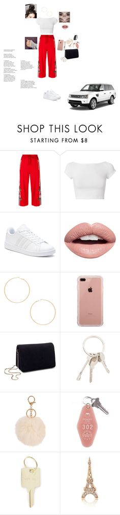 """Untitled #339"" by rubycrocha ❤ liked on Polyvore featuring Gucci, Helmut Lang, adidas, Nevermind, 8 Other Reasons, Belkin, Miss Selfridge, Givenchy, Armitage Avenue and The Giving Keys"