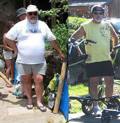 Lose weight and get fit with a Trikke workout. Trikke OUT!