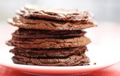 3-ingredient Nutella Cookies - definitely gonna try these, post-Lent!