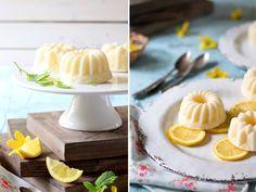 *Von Honig und Vanille: Zitronen-Buttermilch-Eistörtchen von Denise von Foodlovin