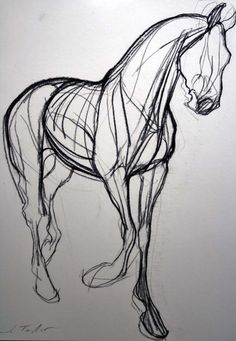 Exciting Learn To Draw Animals Ideas. Exquisite Learn To Draw Animals Ideas. Horse Drawings, Cool Art Drawings, Art Drawings Sketches, Animal Drawings, Horse Sculpture, Animal Sculptures, Horse Sketch, Animal Sketches, Horse Art