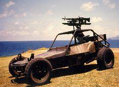 Desert Patrol Vehicle