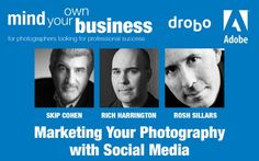 Mind Your Own Business: Advice to New Photographers Starting Out and Seasoned Artists Headed in New Directions Photography Sites, Photography Business, Love Photography, Photoshop World, Minding Your Own Business, Mind You, Business Advice, Successful Business, Professional Photography