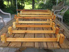 Nine More Clamps - by Dave Rutan @ LumberJocks.com ~ woodworking community