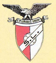 Grupo Sport Lisboa - emblem of Sport Lisboa Benfica) - Portugal Benfica Wallpaper, Team Mascots, Sporting, Sports Clubs, Sports Logos, Great Logos, Portugal, Badges, Wallpapers
