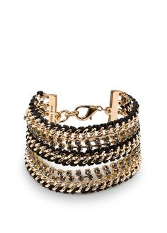 MANGO - TOUCH - Chains crystals bracelets