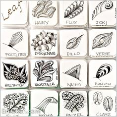 Image result for zentangle pattern fanblade step out