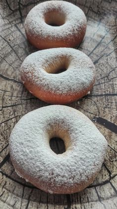 Donas al Horno – DULCES FRIVOLIDADES Valentine Desserts, Cooking Cake, Pan Dulce, Sweets Cake, Donut Recipes, Desert Recipes, Bagel, Doughnut, Kids Meals