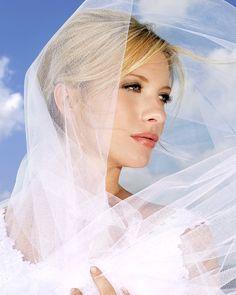 Wedding makeup look