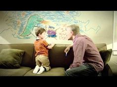The Mural - graphic designer as a father :)