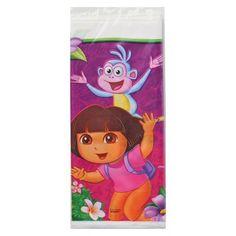 Dora the Explorer Plastic Table Cover,
