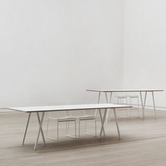 Loop Stand Table | HAY | Dining tables | Dining | AmbienteDirect.com