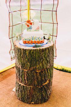 Bunte Boho Hochzeit am Meer von John Wellings | Hochzeitsblog - The Little Wedding Corner
