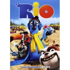 Rent Rio starring Jesse Eisenberg and Anne Hathaway on DVD and Blu-ray. Get unlimited DVD Movies & TV Shows delivered to your door with no late fees, ever. One month free trial! Leslie Mann, Rio Movie, Movie Tv, Movie Titles, Anne Hathaway, Movies Showing, Movies And Tv Shows, Rio 2011, 2016 Rio