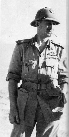 Major General C. J. Venter CB, DFC and Bar, SAAF