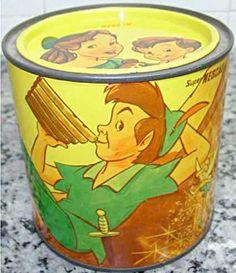 Lata Peter Pan Nescau