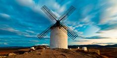 Escapada y que ver en Consuegra   España Fascinante Wind Turbine, Elopements, Places To Visit