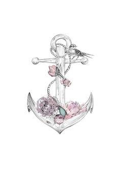 Bildresultat för anchor tattoo