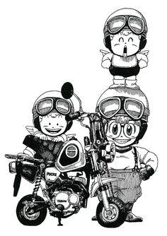 Art by 鳥山 明 Akira Toriyama* • Blog/Info…