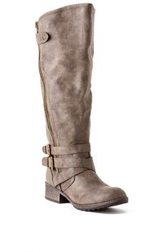 Madden Girl Shoes, Master Riding Boot